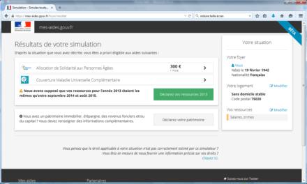 Mes-aides.gouv.fr, vos droits sociaux en quelques clics !