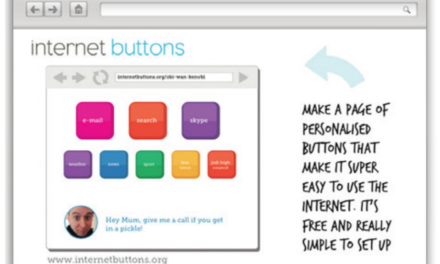 Buttons : Internet, simple comme un bouton !
