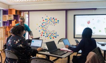 Pour une stratégie territoriale d'inclusion numérique : retour d'expérience